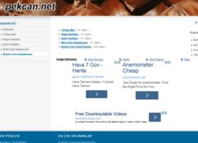 pekcan.net