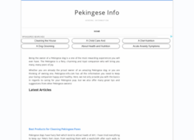 pekingese-info.com