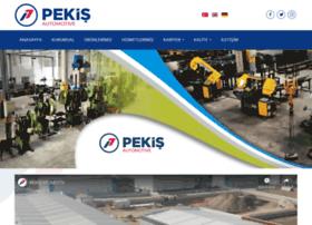 pekis.com.tr