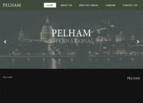 pelhaminternational.com