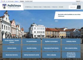 pelhrimov-city.eu