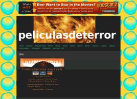 peliculasdeterror.webs.com