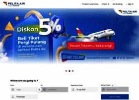 pelita-air.com