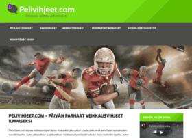 pelivihjeet.com