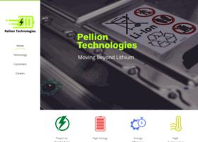 pelliontech.com