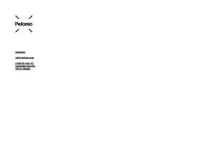 pelonio.com