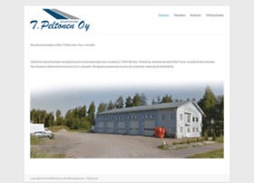 peltonen.fi