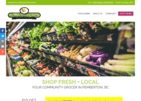 pembertonsupermarket.com