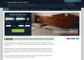 pembridge-palace-london.h-rez.com