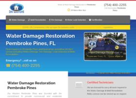 pembroke-pines.firewaterdamagerestorationfl.com