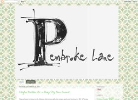 pembrokelane.blogspot.com