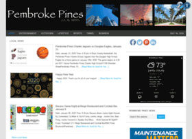 pembrokepineslocalnews.com