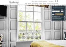 pembroketownhouse.ie