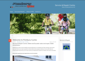 pemburycycles.co.uk
