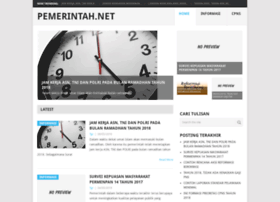 pemerintah.net