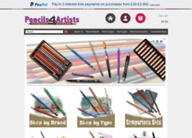 pencils4artists.co.uk
