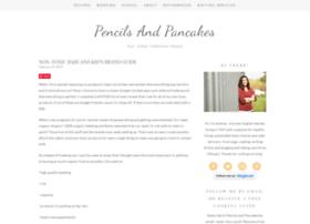 pencilsandpancakes.com