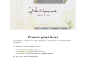 penciltopics.co.uk