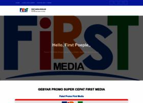 pendaftaranfirstmedia.com