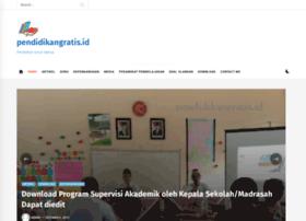 pendidikangratis.com