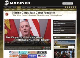pendleton.marines.mil
