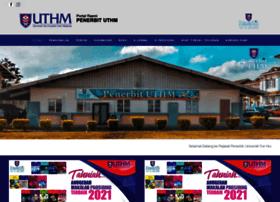 penerbit.uthm.edu.my