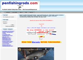 penfishingrods.com