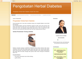 pengobatanherbalalamidiabetes96.blogspot.com