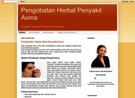 pengobatanherbalasma96.blogspot.com