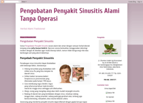 pengobatanpenyakitsinusitis.blogspot.com