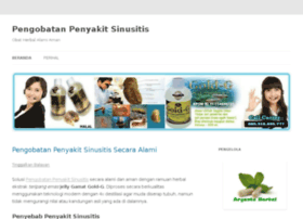 pengobatanpenyakitsinusitis.wordpress.com
