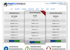 penguinwebhosting.com