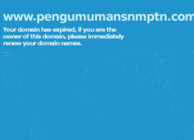 pengumumansnmptn.com