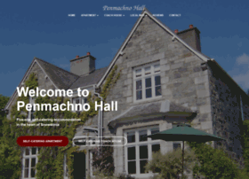 penmachnohall.co.uk