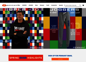 pennantsportswear.com