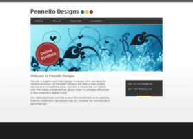 pennellodesigns.com