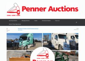 pennerauctions.com