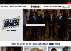 pennersinc.com
