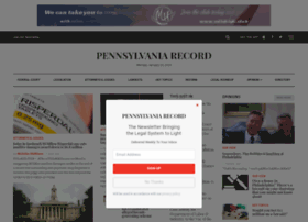 pennrecord.com