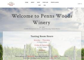 pennswoodswinery.com