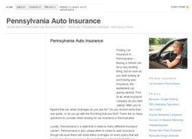 pennsylvaniaautoinsurancerate.com