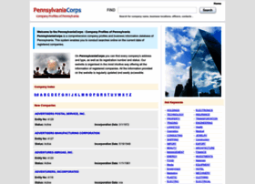 pennsylvaniacorps.com