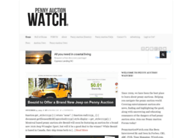 pennyauctionwatch.com