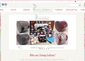 pennycottons.com