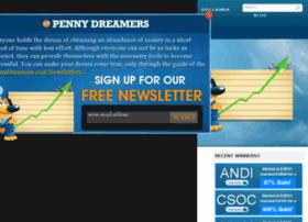 pennydreamers.com