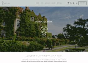Pennyhillpark.co.uk