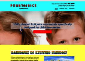 pennyjuice.com