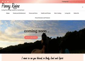 pennyraine.com