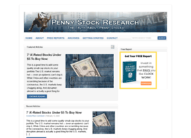 pennystockpublishing.com