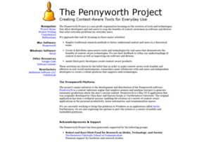 pennyworthproject.org